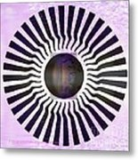 My Head Spins Metal Print by PainterArtist FIN