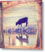 My Own Paradise Metal Print by Amy Tyler