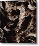 Nasute Termite Nest Amazonian Peru Metal Print by Mark Moffett