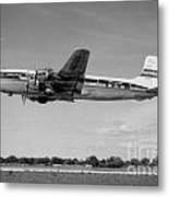 National Airlines Nal Douglas Dc-6 Metal Print by Wernher Krutein