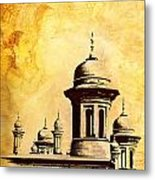 National College Of Arts Lahore Metal Print by Catf