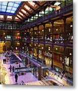 National Museum Of Natural History - Paris France - 011370 Metal Print by DC Photographer