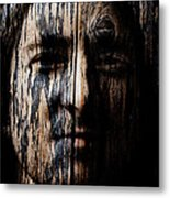 Native Heritage Metal Print by Christopher Gaston