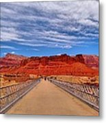 Navajo Bridge Metal Print by Dan Sproul