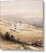 Nazareth Metal Print by David Roberts