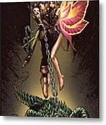 Neverland 01a Metal Print by Zenescope Entertainment