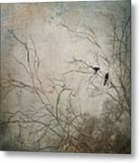 Nevermore... Metal Print by Amy Weiss