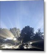 New Day Metal Print by Les Cunliffe