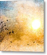 New Day Yesterday Metal Print by Bob Orsillo