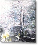 New England Landscape No.222 Metal Print by Sumiyo Toribe
