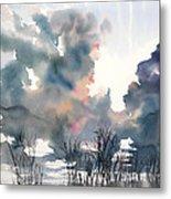 New England No.197 Metal Print by Sumiyo Toribe