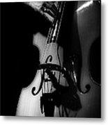 New Orleans Strings Metal Print by Brenda Bryant