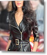 Nicole Scherzinger 23 Metal Print by Jez C Self