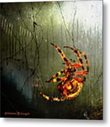 Nightmares Metal Print by Karen Slagle