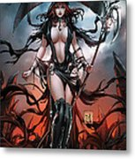 No Tommorow 01a Metal Print by Zenescope Entertainment