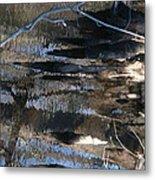 ...not Painting... Metal Print by Charles Struse Sr