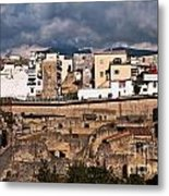 Old And New Metal Print by Marion Galt
