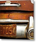 Old Buick Metal Print by Mark Weaver