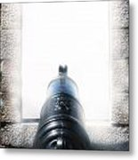Old Cannon Metal Print by Joana Kruse