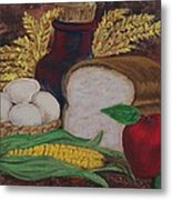 Old Fashioned Goodness Metal Print by Sharon Duguay