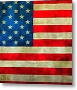 Old Glory Metal Print by Dan Sproul