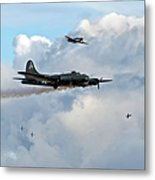 Old Hickory's Last Trip Metal Print by Gary Eason