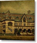Old Post Office - Customs House Metal Print by Sandy Keeton
