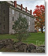 Old Stone House Metal Print by Charles Kozierok