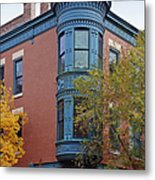 Old Town Triangle Chicago - 424 W Eugenie Metal Print by Christine Till