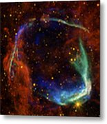 Oldest Recorded Supernova Metal Print by Adam Romanowicz