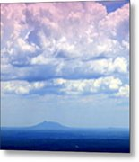 On A Clear Day Metal Print by Karen Wiles