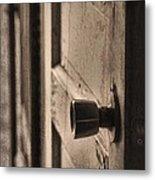 Open Doors Metal Print by Dan Sproul