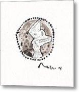 Orbis No. 13  Metal Print by Mark M  Mellon
