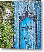 Oriental Garden Metal Print by Delphimages Photo Creations