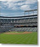 Oriole Park At Camden Yards Stadium Metal Print by Susan Candelario