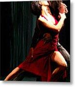 Our Tango Metal Print by James Shepherd