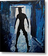 Out Of The Darkness 2657 Metal Print by Lars  Deike
