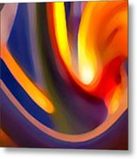 Paradise Creation Metal Print by Amy Vangsgard