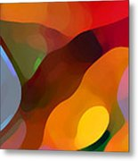 Paradise Found Tall Metal Print by Amy Vangsgard