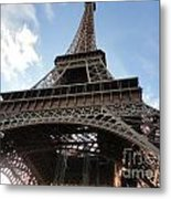 Paris France Metal Print by Gregory Dyer