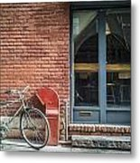 Parked Metal Print by Johnny Lam