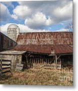 Passed By Metal Print by Terry Rowe