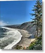 Patrick's Point Landscape Metal Print by Adam Jewell