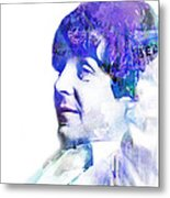 Paul Mccartney  Metal Print by Mike Maher