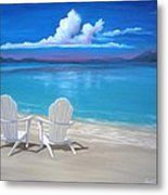 Peace Metal Print by Janet King