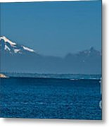 Peaceful Metal Print by Robert Bales