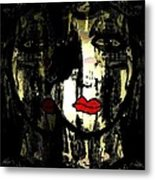 Personality Metal Print by Natalie Holland