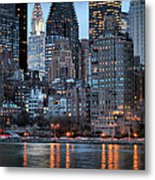 Perspectives V Metal Print by JC Findley