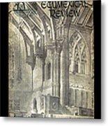 Phil Ecumenical Review 1965 Metal Print by Glenn Bautista