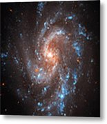Pinwheel Galaxy Metal Print by The  Vault - Jennifer Rondinelli Reilly
